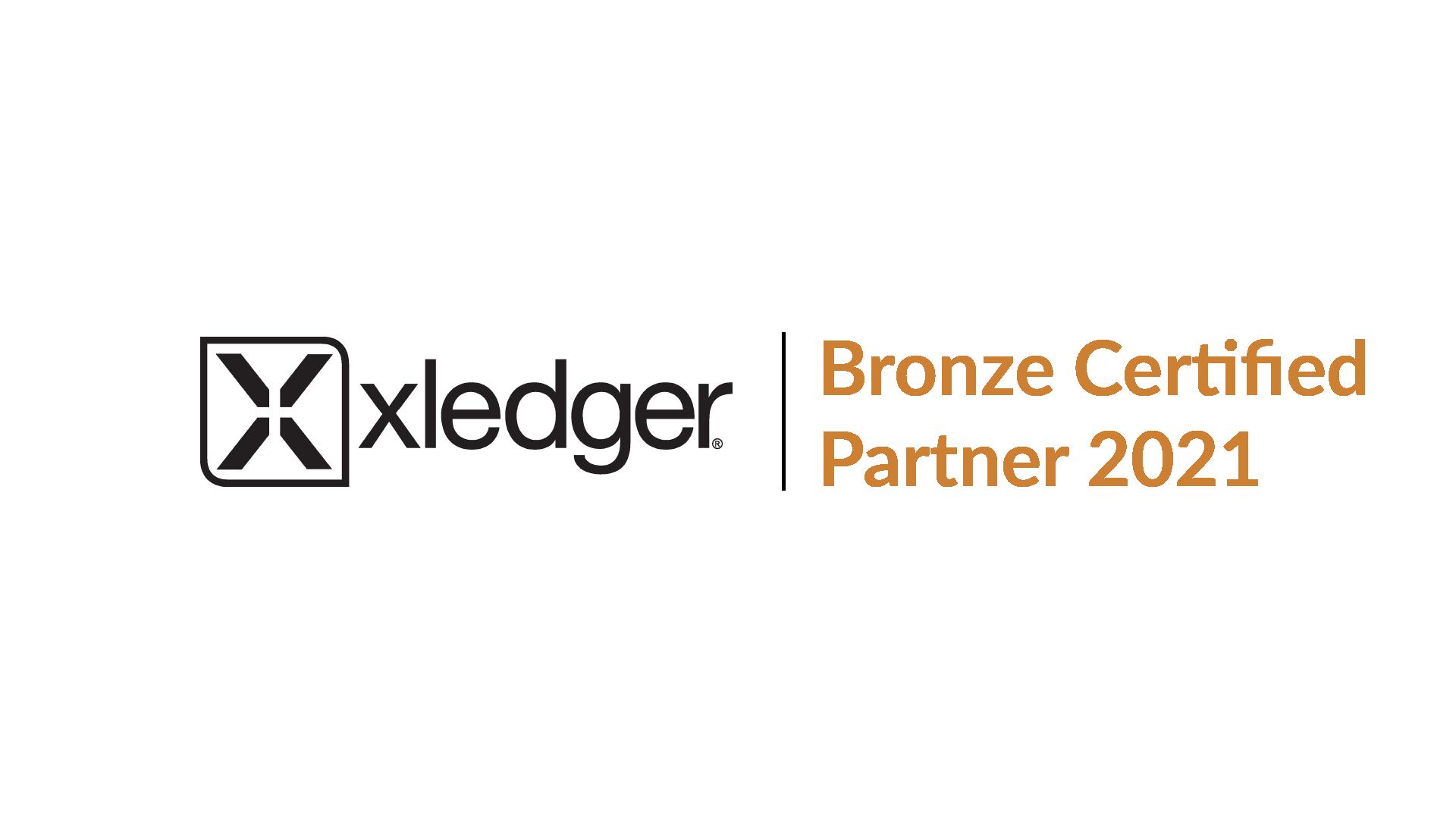 Xledger Bronze partner 2021 V6